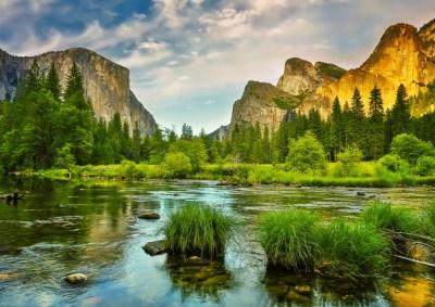 Puzzle Parc National de Yosemite, Californie, Etats-Unis Grafika-T-00127 1000 pièces Puzzles ...
