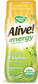 11026 - Alive energy water enhancer