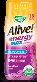11029 - Alive energy Max water enhancer
