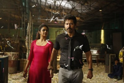 Vikram's Saamy Square (Saamy 2) trailer postponed to show solidarity with Sterlite protesters ...