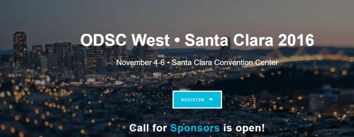 Data Science Conference - Santa Clara California 2016
