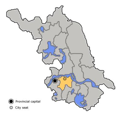 ChinaJiangsuZhenjiang