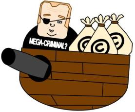 Kim Dotcom Pirate Megaupload