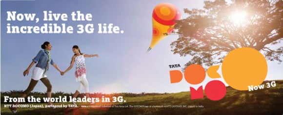 Tata Docomo Offers Calls to Nepal at 11ps/sec at West Bengal