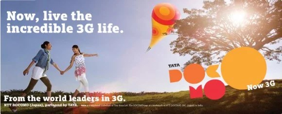 Tata Docomo Offers 3500 Local & National SMS Free at West Bengal