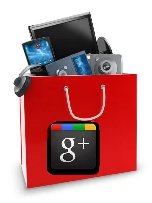 Google plus Ecommerce