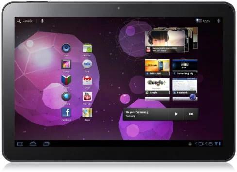 Samsung Galaxy Tab 750 in India