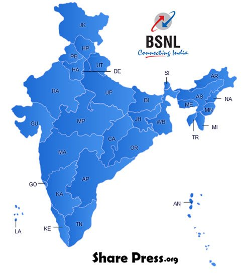 Choose and Reserve Your BSNL Mobile Numbers Online Goes Pan India