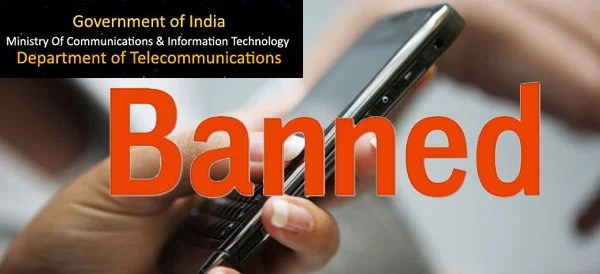 Indian Government Bans Bulk SMS, MMS for 15 days to stop rumours