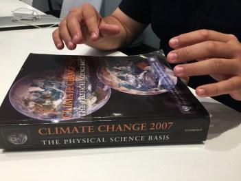 The IPCC Report