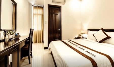 Best Guest Friendly Hotels Da Nang - Night Sky Hotel
