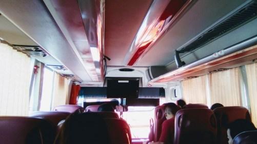 Bus To Vung Tau