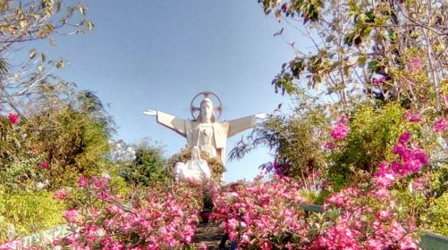 Christ The Redeemer Statue Vung Tau