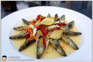 [日式料理]魚類  魚南蠻漬(冷物)