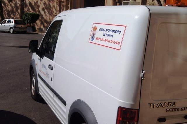 Adjudican el servicio de control integrado de plagas para los dos próximos años en este municipio