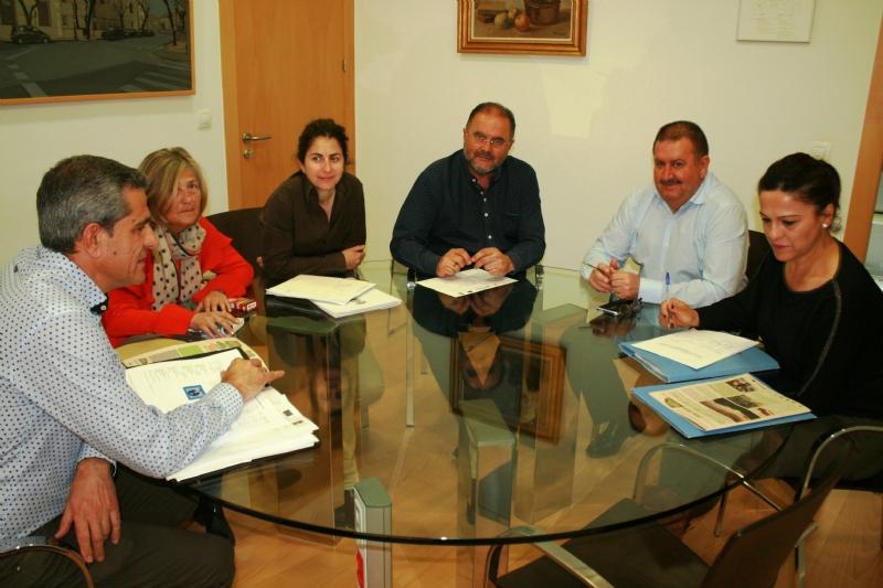 """Totana presenta un total de siete proyectos, por el momento, a la convocatoria Leader a través del grupo de acción local """"Campoder"""" para 2017/2021"""