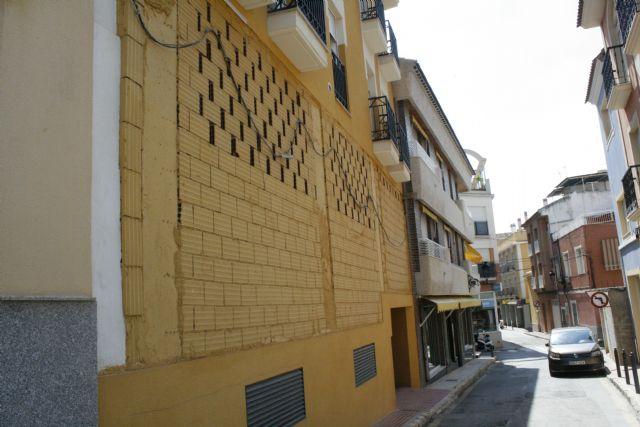 Se acometerán obras para la eliminación del cable visto en fachadas de las calles Santa Bárbara y Cuartelillo