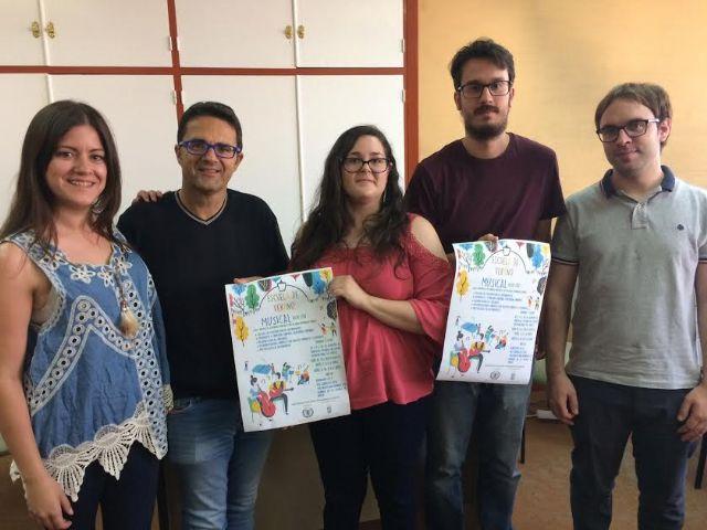 La Agrupación Musical organiza una Escuela de Verano durante el mes de julio para acercar la enseñanza y cultura musical a los niños y niñas