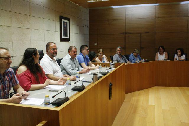 La Junta de Pedáneos repasa las necesidades y demandas de las siete pedanías del municipio, así como las actuaciones acometidas desde la última reunión