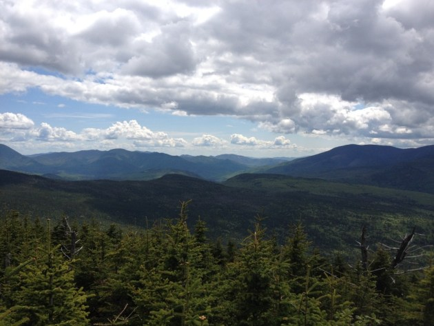 View From Mt Tom