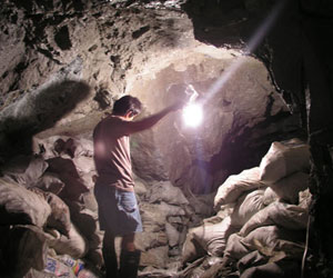 Candidates urged to scrap mining law