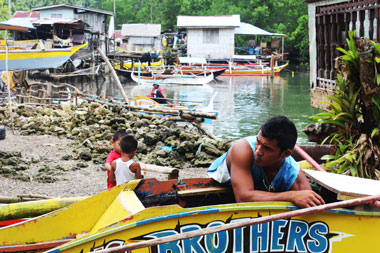 P2 million worth of project for Davao's fisherfolk