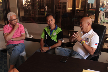 We don't want enemies, only help – Bohol Mayor Evasco
