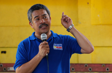 Partylist not spared from trapo politics