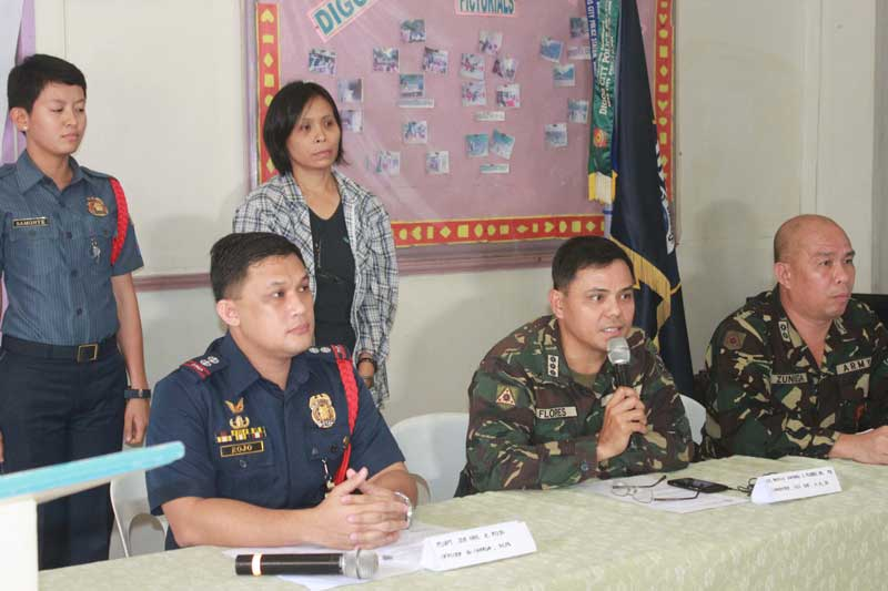 Army claims alleged NPA leader arrested in Digos
