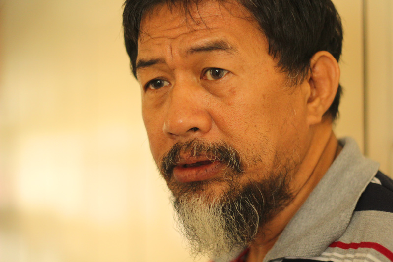 """Intention was a rally, not an offensive,"" says MNLF Davao chair"