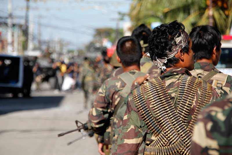 It was military strike since day One — Aquino
