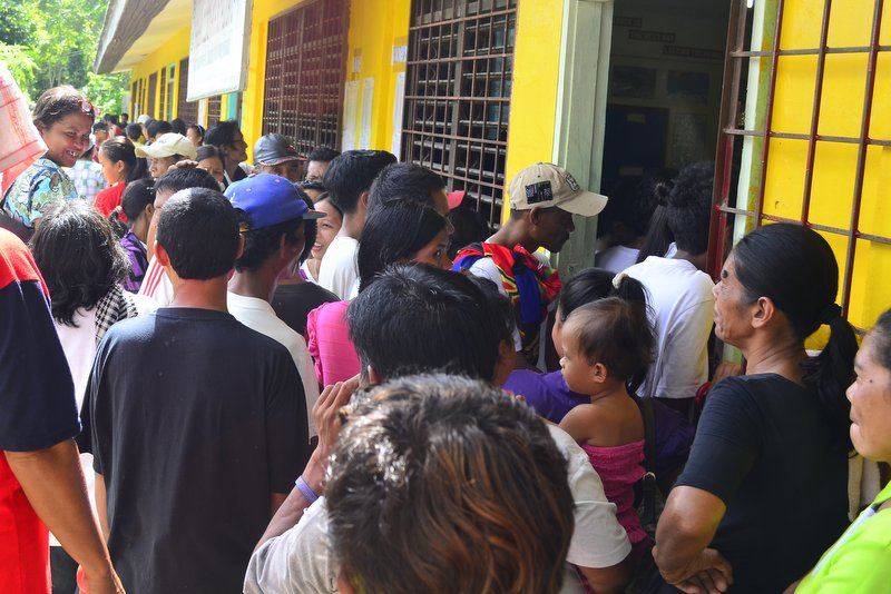 Peaceful turnout of polls belie 'critical' tag of Paquibato