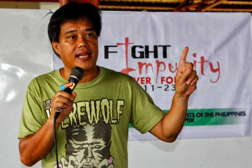 Court systems failing in Ampatuan trial – HRW researcher