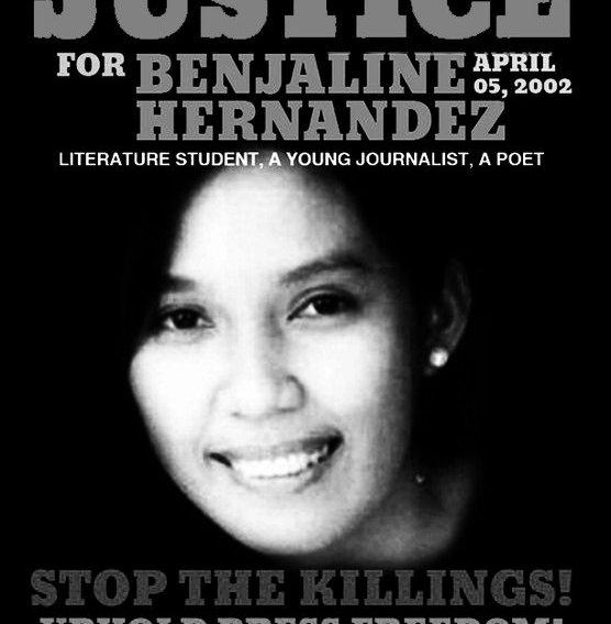 Benjaline Hernandez: Campus Journalist and Human Rights Defender