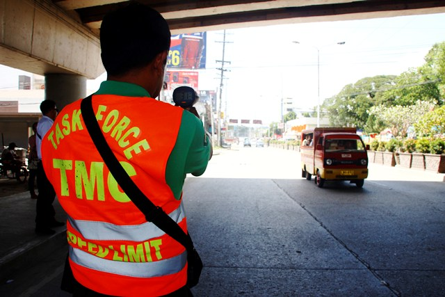 Sara insists Davao has 'working' speed guns