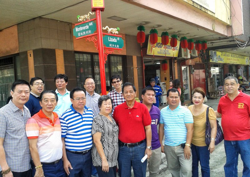Davao City Chinatown eyes dev't with sisterhood pact