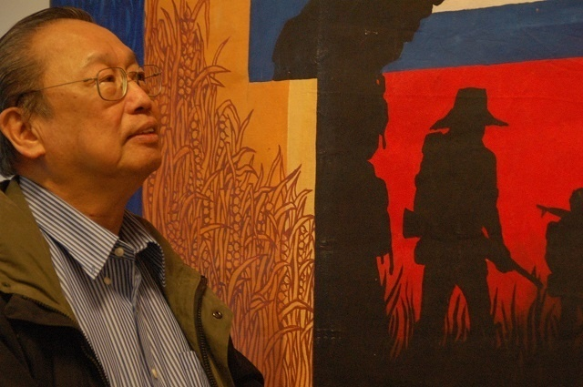 Interview with Joma Sison on turning 75, peace and Duterte as president
