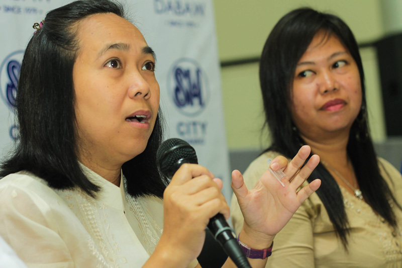 DAVAO SET FOR INT'L WOMEN'S DAY