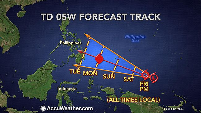 'Domeng' to pour heavy rains in Eastern,Central Visayas