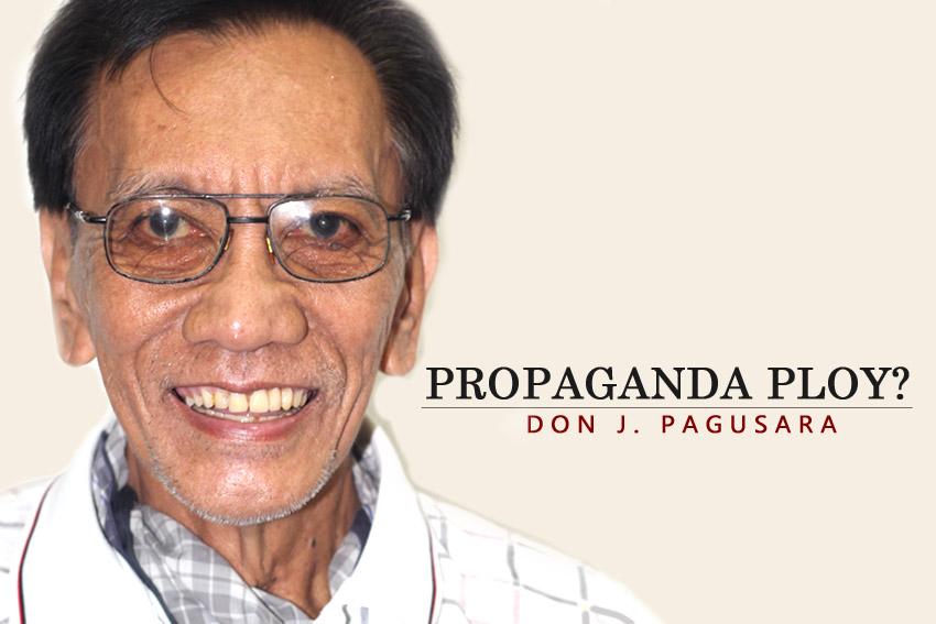 Propaganda Ploy?