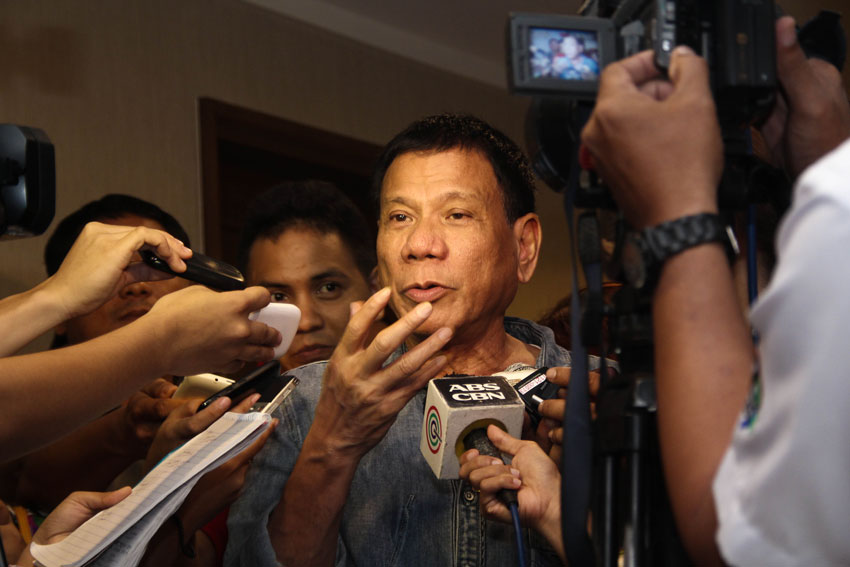 Duterte assures killings isolated, solvable