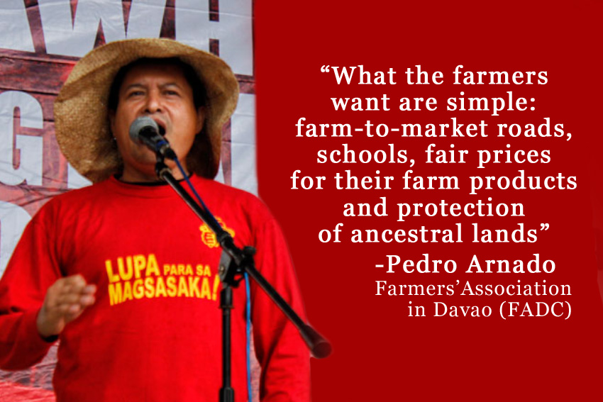 Farmers' group doubts benefits of oil palm plantation in Davao