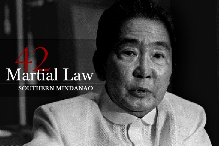 Martial Law @42: Looking back
