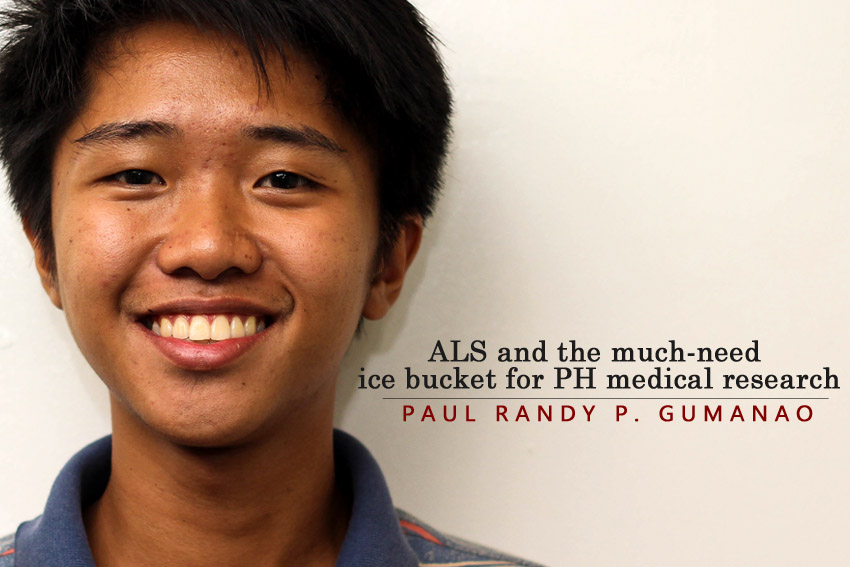 ALS and the much-needed ice bucket for PH medical research
