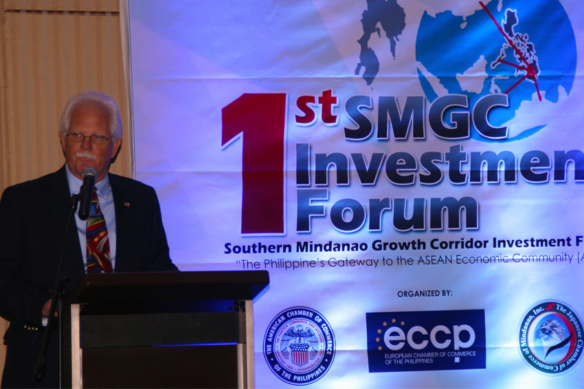 Foreign biz chambers eye more investments in South Mindanao