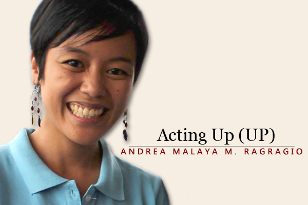 Acting Up (UP)