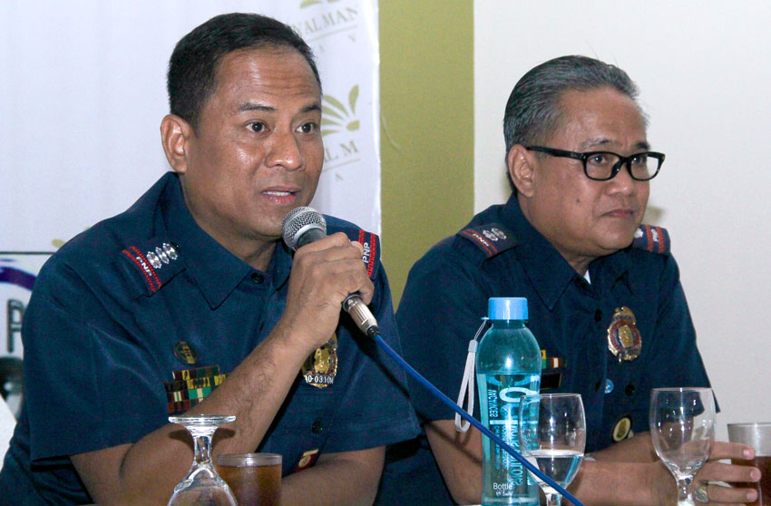Police chief claims more than half of crimes solved