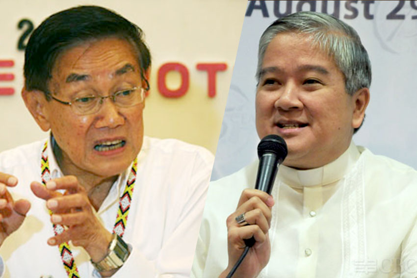 NDF to CBCP: 'We never asked you to mediate so don't presume'