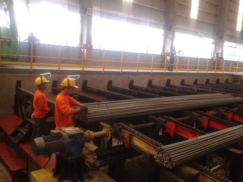 Steel company's P3-billion plant to capture Mindanao infra projects