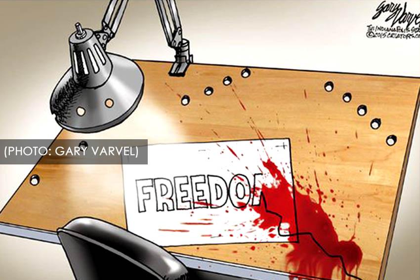 Filipino lawyers, journalists condemn Paris killing